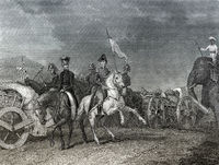 Arthur Wellesley defeats Indian leader Dhondia Wagh
