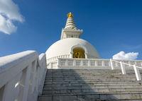 Lumbini World Peace Pagoda