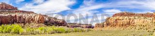 views of Canyonlands National Park