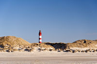 Lighthouse of Amrum in Germany