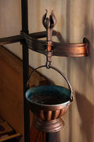 Aspersory, Aspersorium, Copper Kettle