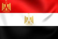 President of Egypt Standard