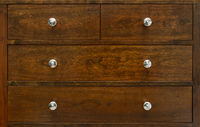 Chest of drawers closeup