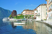 Village of Lenno at Lake Como,italian Lakes,Lombardy,Italy