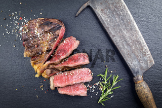 Dry Aged Barbecue Entrecote