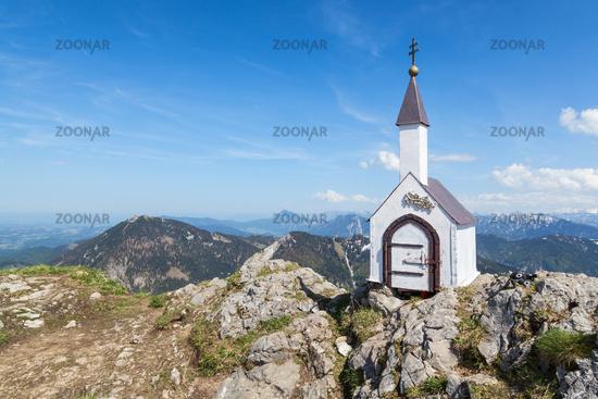 Chapel Hochgern Hochfelln