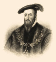 Edward Seymour, 1st Duke of Somerset, KG, c. 1500-1552, brother of Queen Jane Seymour, Lord Protector of England