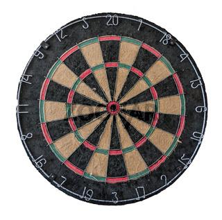 Isolated Dart Board