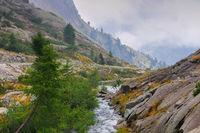 Val Nambrone in den Dolomiten - Val Nambrone in Dolomites
