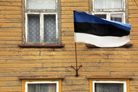 national flag of Estonia, Europe