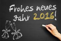 Frohes neues Jahr 2016!