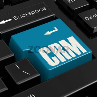 CRM,  Business Concept