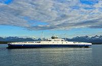 ferry Romsdalsfjord, Molde, Norway