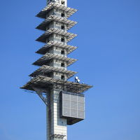 Hanover - Telecommunication tower