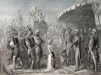 The Treaty of Lahore, 1846, Sir Henry Hardinge and the Maharaja Duleep Singh Bahadur