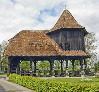 Bethalle Lorettokapelle Maria-Hilf auf der Lorettohöhe Konstanz-Allmannsdorf