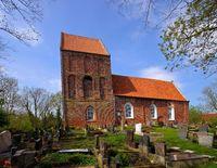 Suurhusen Kirche - Suurhusen church 01