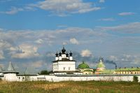 An Orthodox Church and monastery