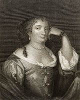 Anne Hyde, 1637-1671, Duchess of York and of Albany