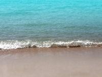 sea wave sand beach