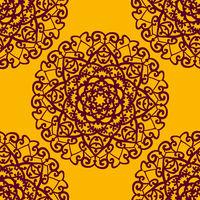 Orient Seamless Pattern. Vintage decorative elements. Hand drawn background. Islam, Arabic, Indian, Ottoman, Asian motif