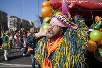 Carnival 2016 in Duesseldorf