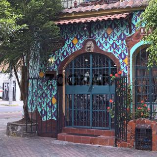 Le Petit Pigalle Restaurant in Quito, Ecuador