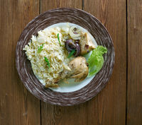 Trini Stew Chicken
