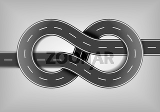 road knot bungle
