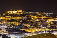 Lisbon at nigth