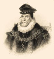 Edward Fiennes de Clinton, 1st Earl of Lincoln, 1512-1584/85, an English nobleman