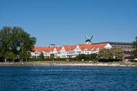 Danish town - Sönderborg beach