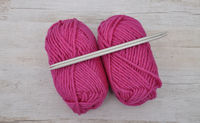 Wolle und Nadeln - Wool and needles