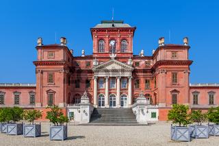 Racconigi palace in Italy.