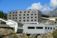 Youth hostel wellnessHostel4000, Saas-Fee, Valais,