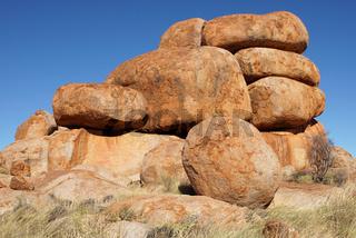 Devils Marbles, Northern Territory, Australien