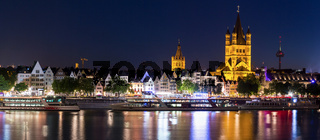 Cologne Germany Panorama