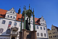 Wittenberg Rathaus - Wittenberg old town hall