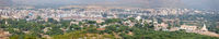 Panoramic View of Pushkar, India