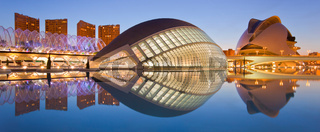 Valencia#39;s City of Arts and Science Museum.