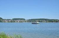 Lake Wiesensee,Westerwald,Germany