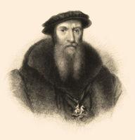 William Paget, 1st Baron Paget of Beaudesert, 1506-1563, an English statesman