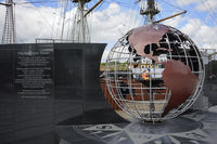 The Emigrant Flame / New Ross  Flamme der Auswanderer / New Ross