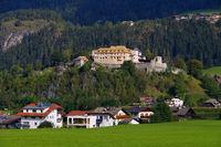 St. Lorenzen Sonnenburg - St. Lorenzen castle Sonnenburg