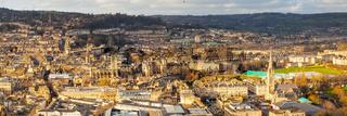 City of Bath Somerset England UK Europe