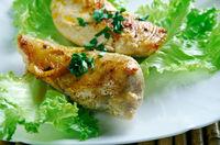 Turkish thyme chicken