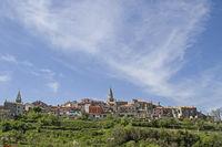 Buje in Istrien