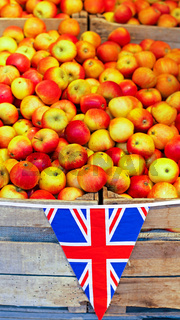 British apples