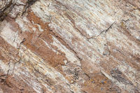 Close-up of shale rock