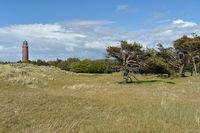 Lighthouse at Darsser Ort
